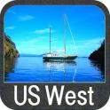 US West GPS Map Navigator