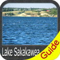 Lake Sakakawea gps fishing