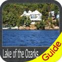 Lake of the Ozarks gps fishing