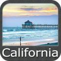 California GPS Map Tracker