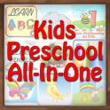 Kids Pre School All-In-One App