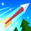 Flying Arrow!