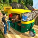 Offroad Tuk Tuk Driving Simulator Free