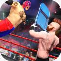 Wrestling Cage Revolution