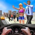 Pick & Drop Taxi Game