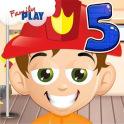 5th Grade Games: Fireman