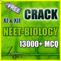 CRACK-NEET-BIOLOGY-2018