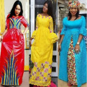 Bamako Long Gown Fashion Style