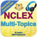NCLEX Nursing Ultimate exam Review 5000 Notes&Quiz
