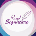 Royal Signature