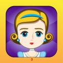Cinderella 3D Inglê Livro