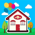 3D Coloring-Playing House 2