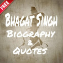 Bhagat Singh Biography & Quote