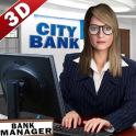 Banco Gerente Efectivo Registro