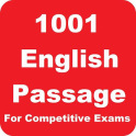 English Grammar Comprehension Passage Practice