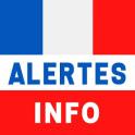 Alertes info