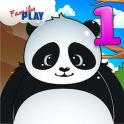 Panda 1st Grade Learning Games