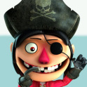 Talking Pirate Sparrow Free for kids