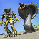 Snake Transform Robot Games