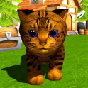 Colored Kittens virtual pet