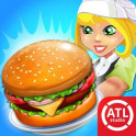 Cooking burger cafe simulator