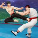 Tag Team Karate lucha tigre mundo Kung Fu rey