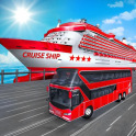 Transport Cruise Ship Game Passenger Bus Simulator