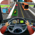 Modern Bus Drive Parking Bus Simulator - Bus Games