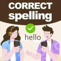 Correct Spelling - Speak English Correctly