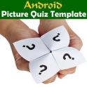 Picture Quiz Template