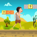 Lazy Man Run N Jump Adventure