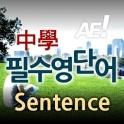AE 중학필수영단어_Sentence