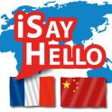 iSayHello French - Chinese (Translator)