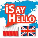 iSayHello Polish - English (Translator)