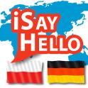 iSayHello Polish - German (Translator)