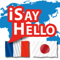 iSayHello French - Japanese