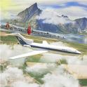 リアル飛行機シミュレータ3D