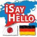iSayHello Japanisch - Deutsch