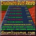 Cronômetro Multi Record