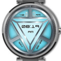 Watch Face Iron M for Wear