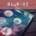 BluR-OS for KLWP