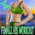 Girls Step By Step ABS Workout