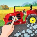 Farm Washing Tractor workshop