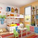 Kids Room Decoration Designs