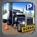 3D Truck Driving School