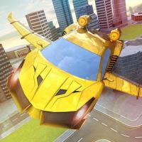 Sport Car Flying Simulator pro