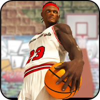 Flick Basketball shooting arcade game - Dunk game