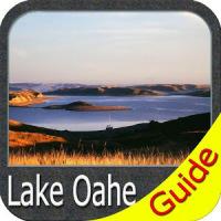 Lake Ohae GPS Fishing Chart