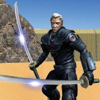Anti-Terrorist Dual Sword Hero Vs Gangster Squad