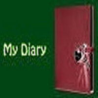 My Diary With Lock - Notebook